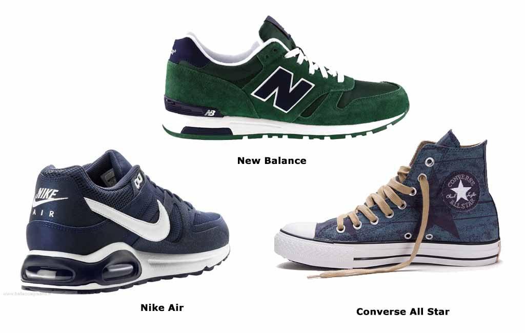 Мужская спортивная обувь не ограничивается кроссовками.
