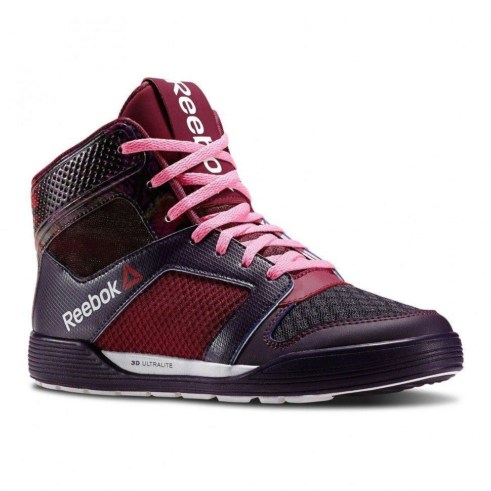 Кроссовки для танцев Reebok предназначены для хип-хопа