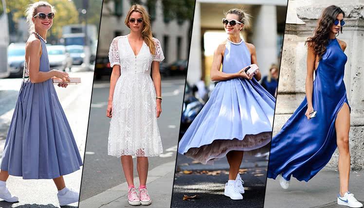 Легким платьям – легкую обувь!