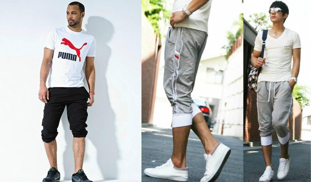 Спортивный гардероб невозможен без кроссовок, они завершают ансамбль.