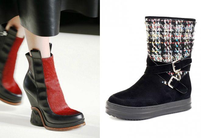 Короткие сапоги - стильное дополнение гардероба.