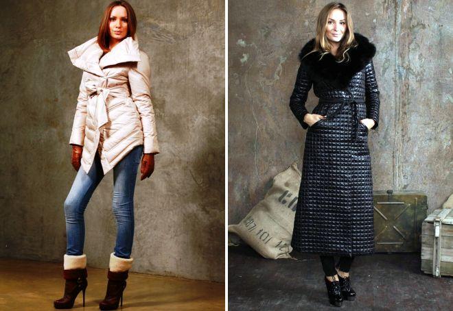 Короткие сапоги эффектно разнообразят образ с пальто или курткой.