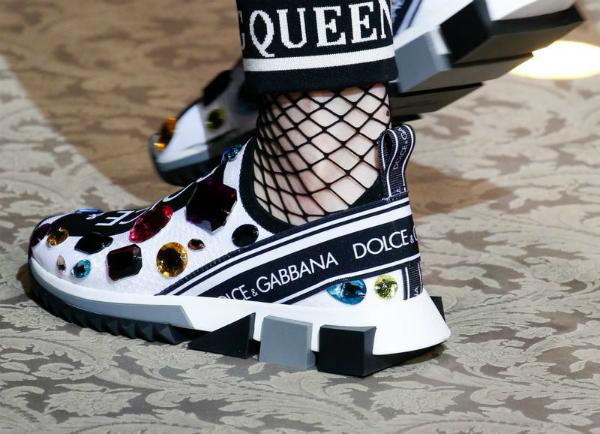 Спортивные новинки Dolce&Gabbana.
