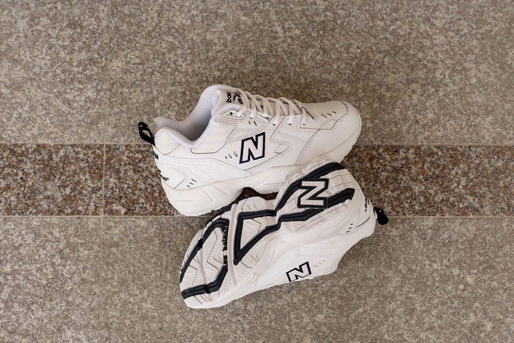 Модные и всегда актуальные кроссовки New Balance.