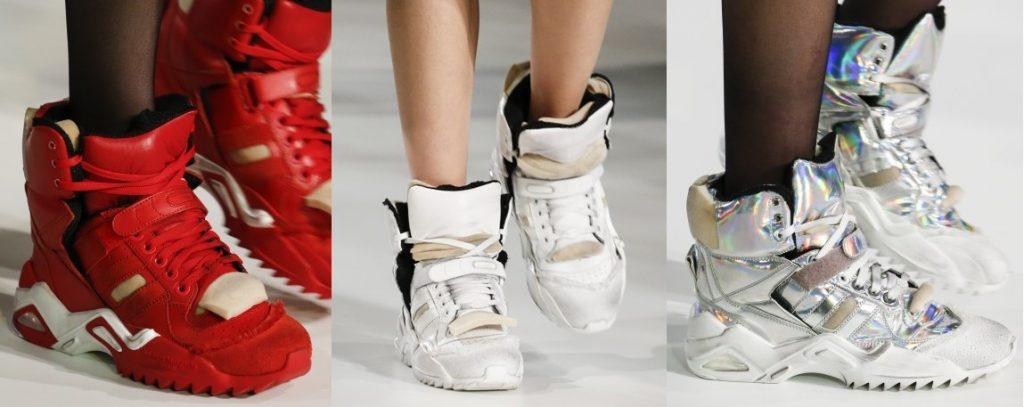 Эффектные зимние кроссовки прекрасно дополнят и разнообразят гардероб.