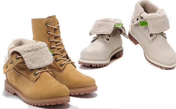 Брендовые модели кроссовок Тимберленд.