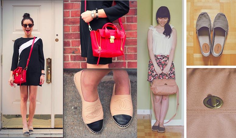 Эспадрильи с юбкой - тренд модного сезона.