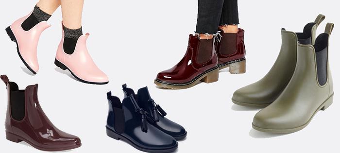 Разнообразие женских ботинок челси впечатляет, найдется пара для каждой модницы.