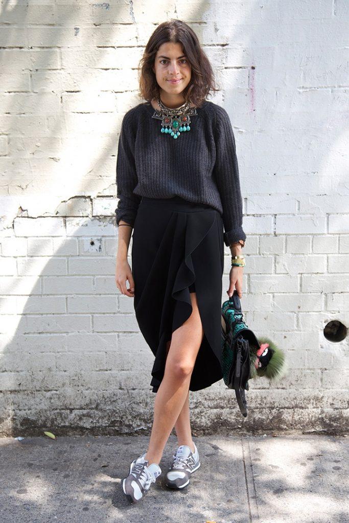 Модно, стильно и удобно - это о трендовых кроссовках сезона.