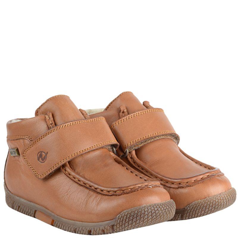 Удобные ботинки цвета светлой корицы будут прекрасным дополнением повседневных образов.
