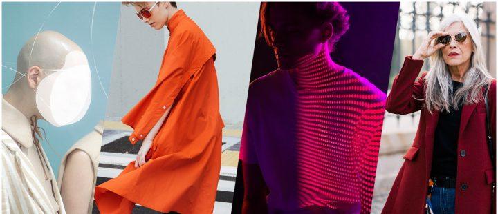 Модные цвета осень-зима 2019-2020