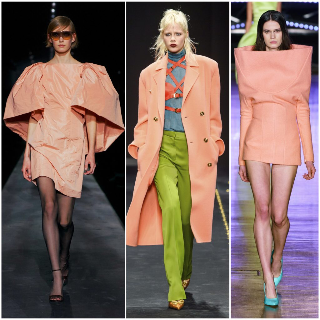 Givenchy, Versace, Central Saint Martins осень-зима 2019-2020