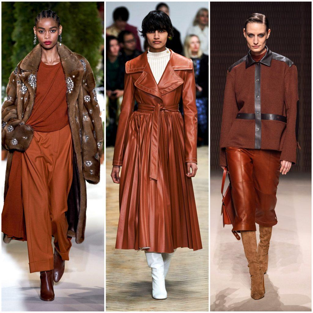 Oscar de la Renta, A.W.A.K.E. MODE, Hermès осень-зима 2019-2020