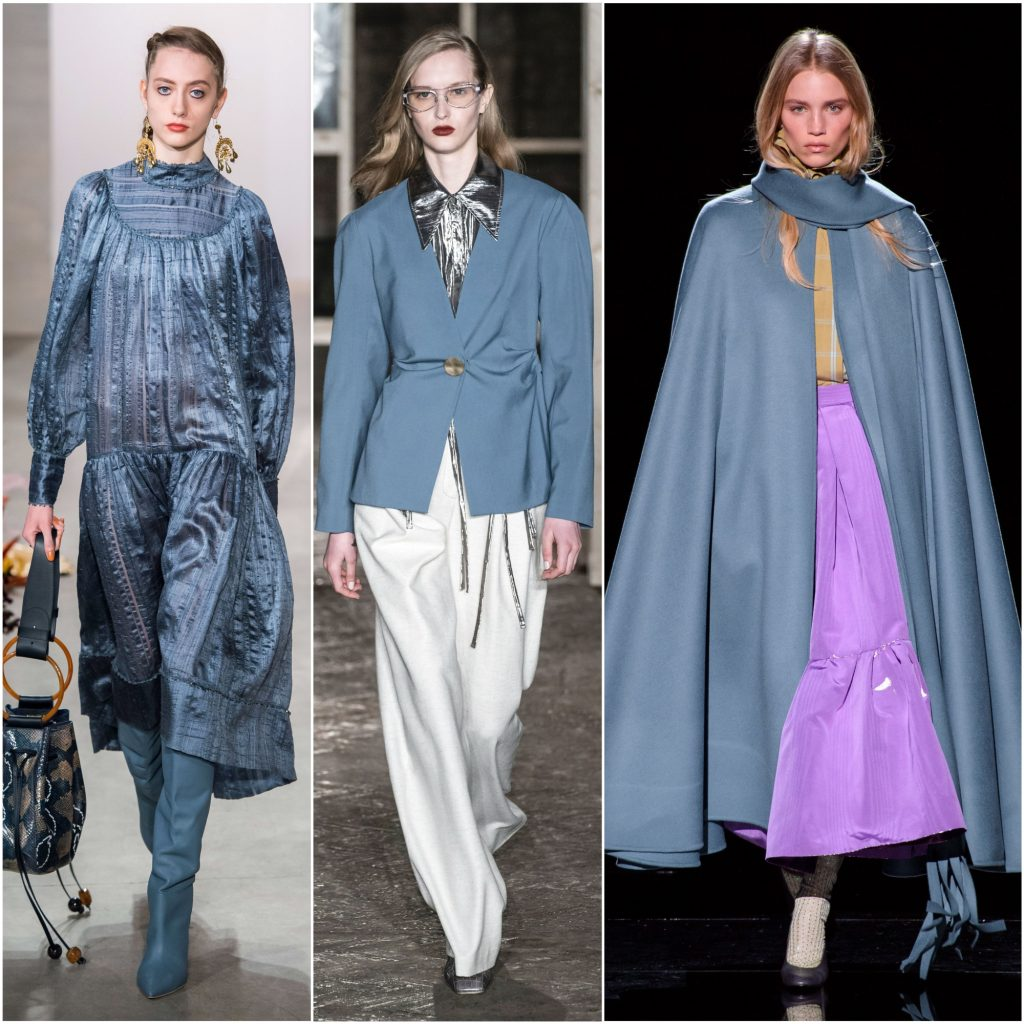 Ulla Johnson, Rejina Pyo, Marc Jacobs осень-зима 2019-2020