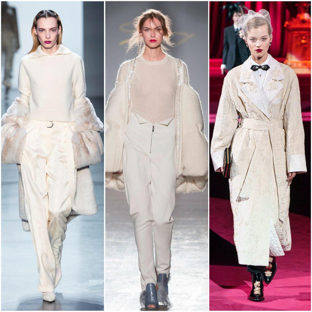 Sally LaPointe, Genny, Dolce & Gabbana осень-зима 2019-2020