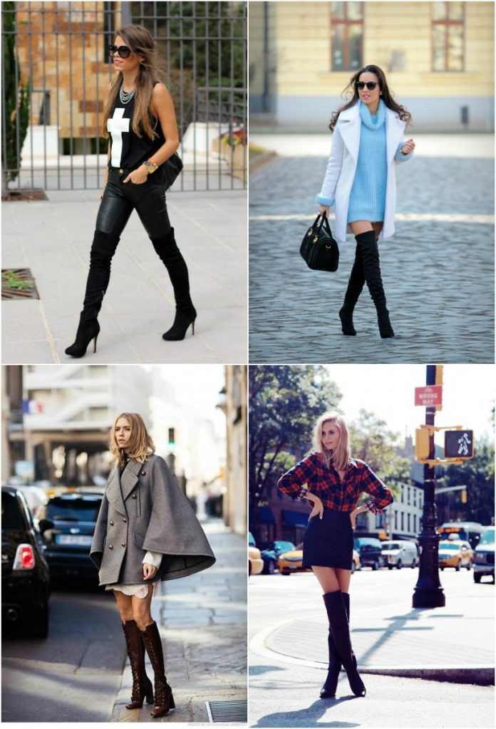 Обувь на шпильке создаст особенный ансамбль с джинсами, разнообразными юбками и платьями, строгими брюками