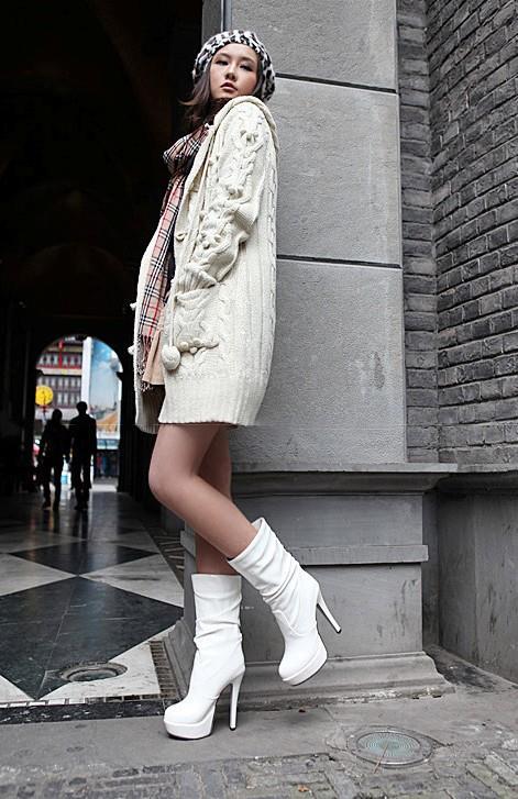 Белый цвет придает элегантности и стильности