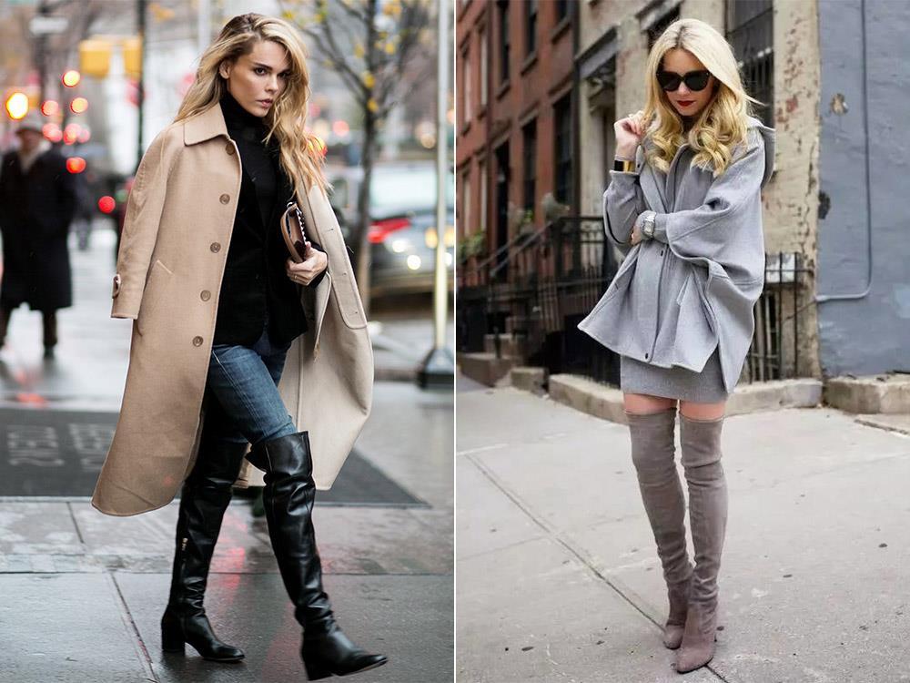 Подбирая верхнюю одежду необходимо остановить свой выбор строгой классике и спокойных тонам, длина пальто должна быть ниже колена
