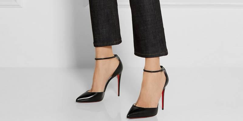 Туфли на шпильке – это вариант для непродолжительного хождения