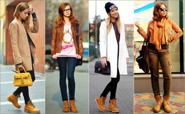 Спортивный стиль — обувь на шнуровке, джинсы, куртка или кардиган.