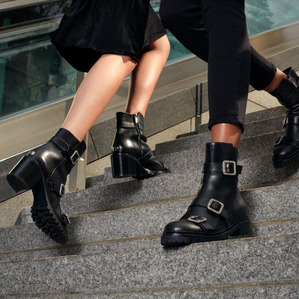 Ботинки - это удобная красота и комфортная элегантность.