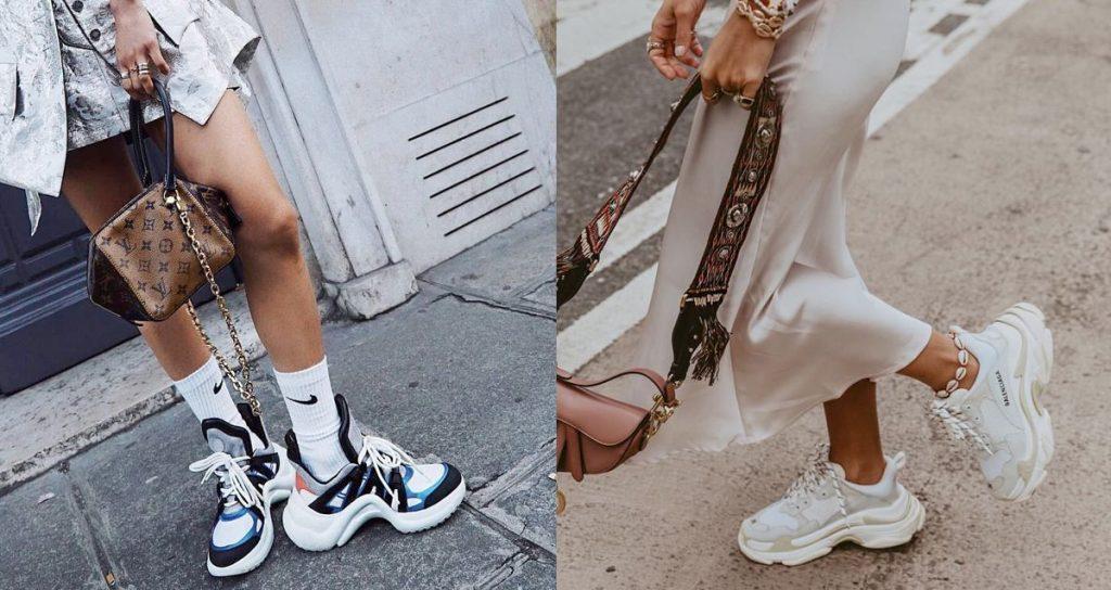 Классическая цветовая гамма в сфере кроссовок никогда не выйдет из моды.
