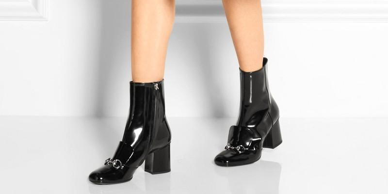 Ботинки в стиле ретро привнесут ярких ноток любому аутфиту.