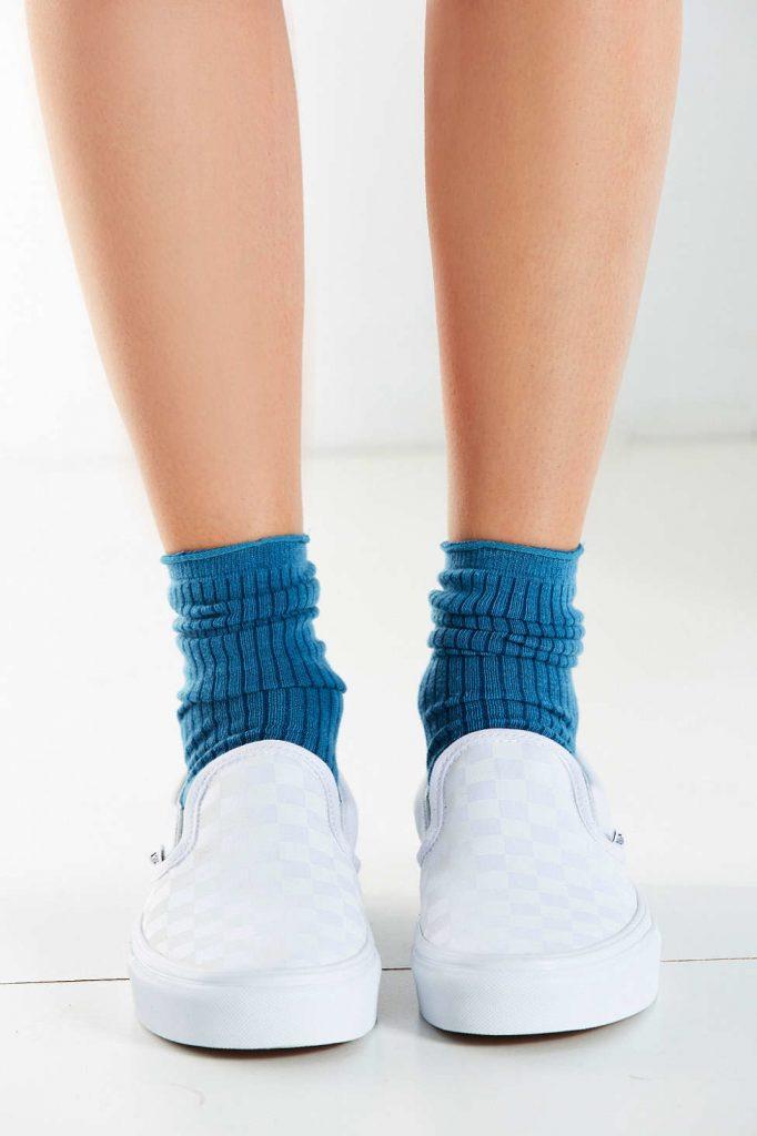 Слипоны и носки: стильно или безвкусно?