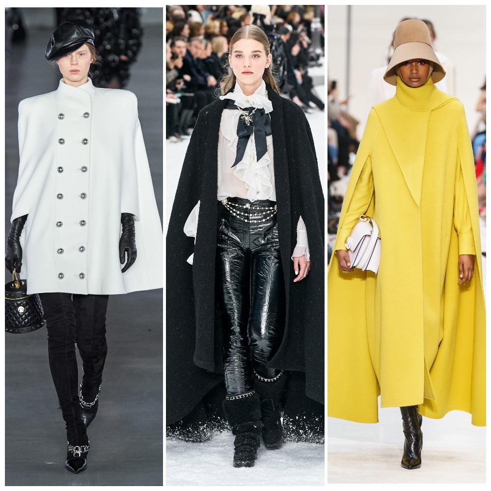 Balmain, Chanel, Valentino осень-зима 2019-2020