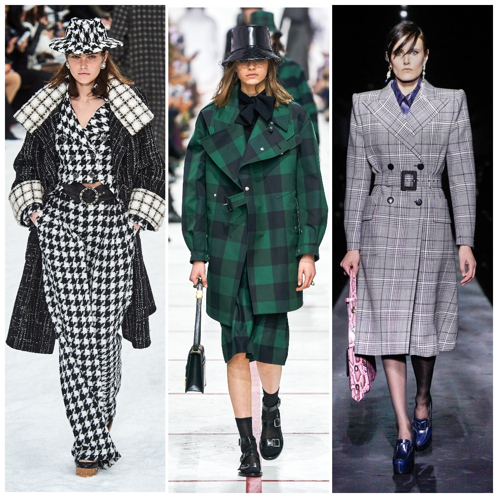 Chanel, Christian Dior, Givenchy осень-зима 2019-2020