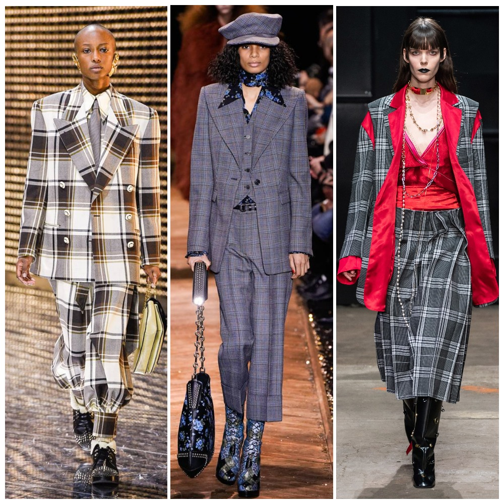 Gucci, Michael Kors Collection, Marni осень-зима 2019-2020