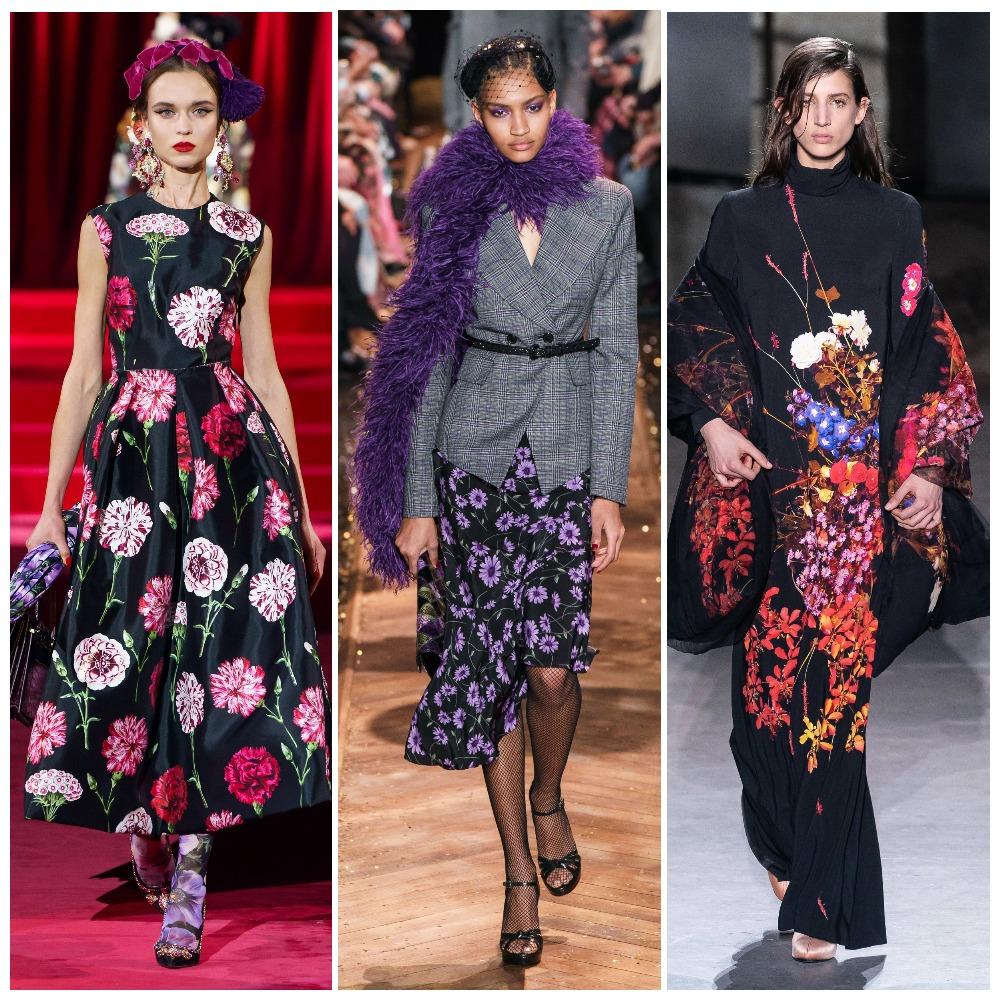 Dolce & Gabbana, Michael Kors Collection, Dries Van Noten осень-зима 2019-2020