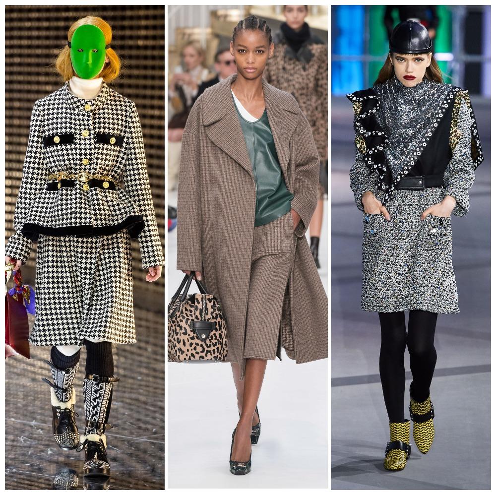 Gucci, Tod's, Louis Vuitton осень-зима 2019-2020