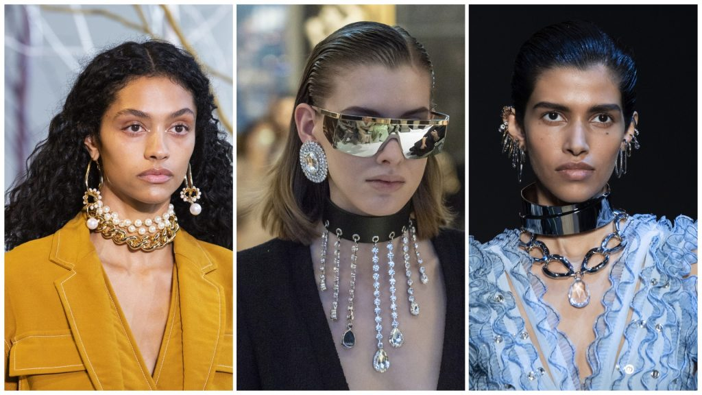 Adeam, Alessandra Rich, Alexander McQueen осень-зима 2019-2020