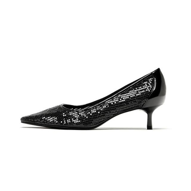 Лучший выбор туфель на шпильке для ежедневной носки – туфли на шпильке до 5 см