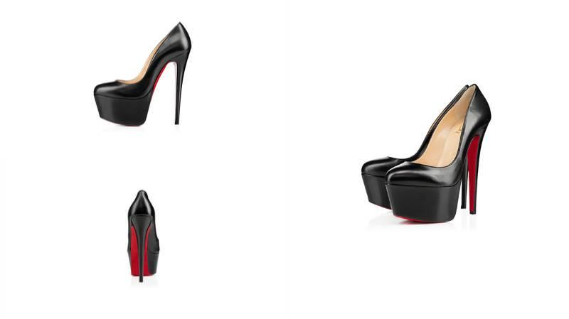 Лабутены – необыкновенно популярная модель туфель на шпильке