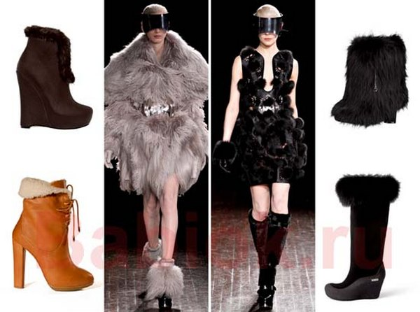 Дизайнерская фантазия дает свободу выбора стильным модницам – диапазон моделей чрезвычайно широк