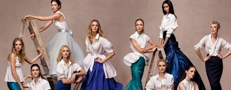 Женская рубашка представлена множеством разновидностей и моделей