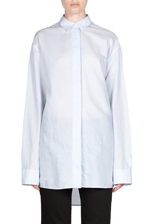 Сustom-fit - рубашки свободного кроя