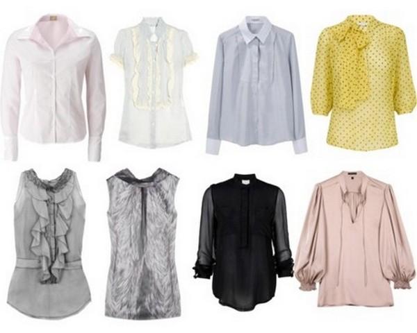 Одно из основных отличий фасонов рубашки заключается в форме воротника