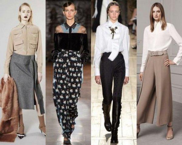 Вид и форма рукава формируют внешний вид и влияют на варианты использования рубашки
