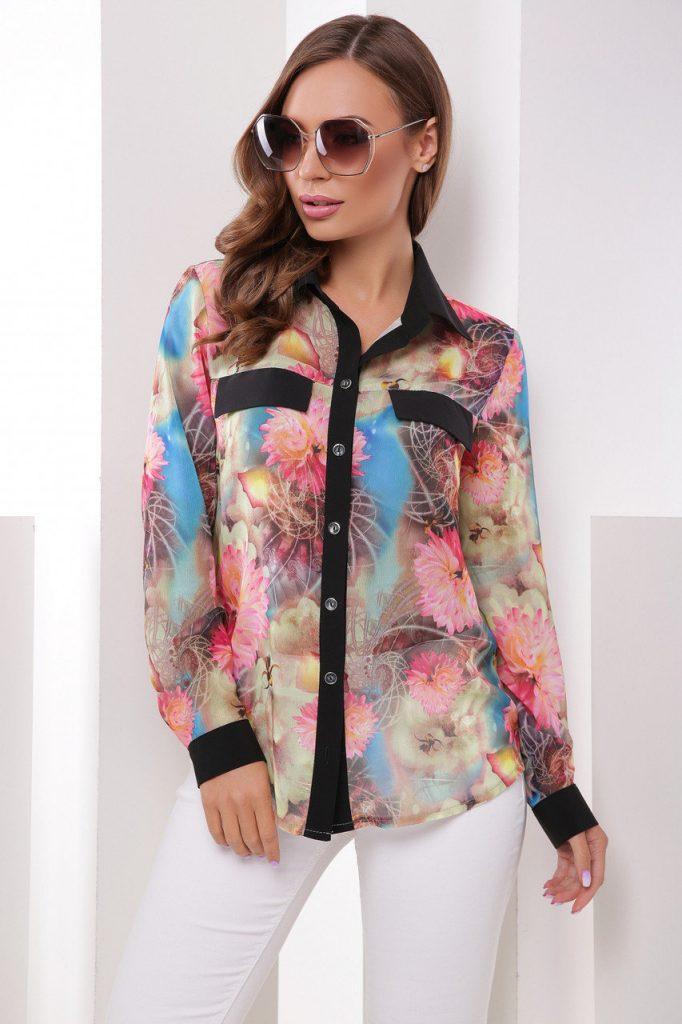 Расцветка, фасон и особенности декора рубашки помогут в решении задачи подбора подходящего наряда