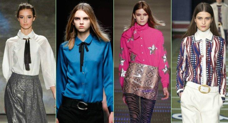 Дизайнеры создали множество фасонов рубашек на все случаи жизни