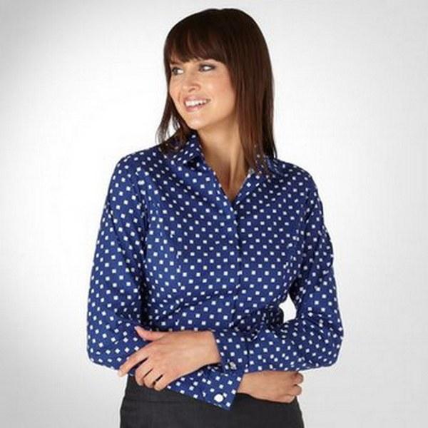 Блузка – разновидность рубашки