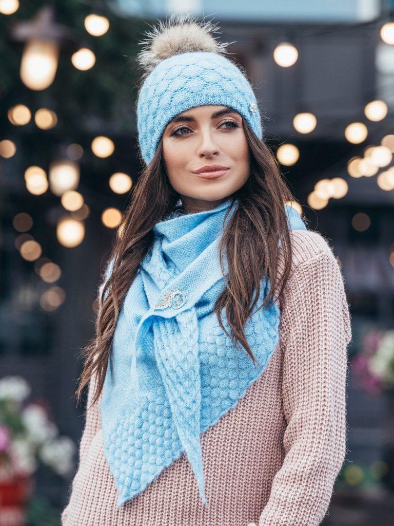 Бактус — оригинальная модель шарфа.