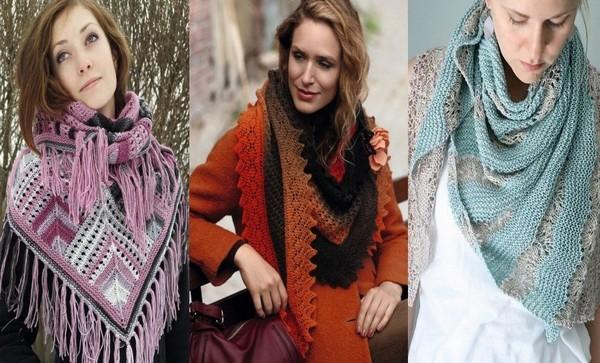 Бактус - необычная разновидность небольшого шарфа, отлично вписывающегося в романтичные и повседневные образы