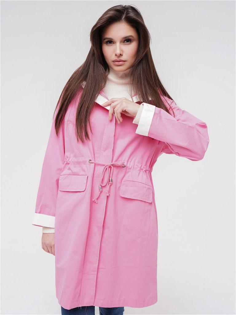 Весенне-осенние куртки имеют достаточно широкий диапазон длины