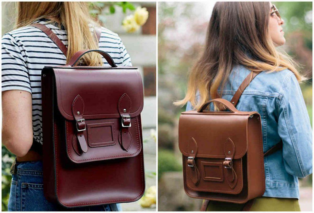 Рюкзак — удобный и практичный аксессуар.