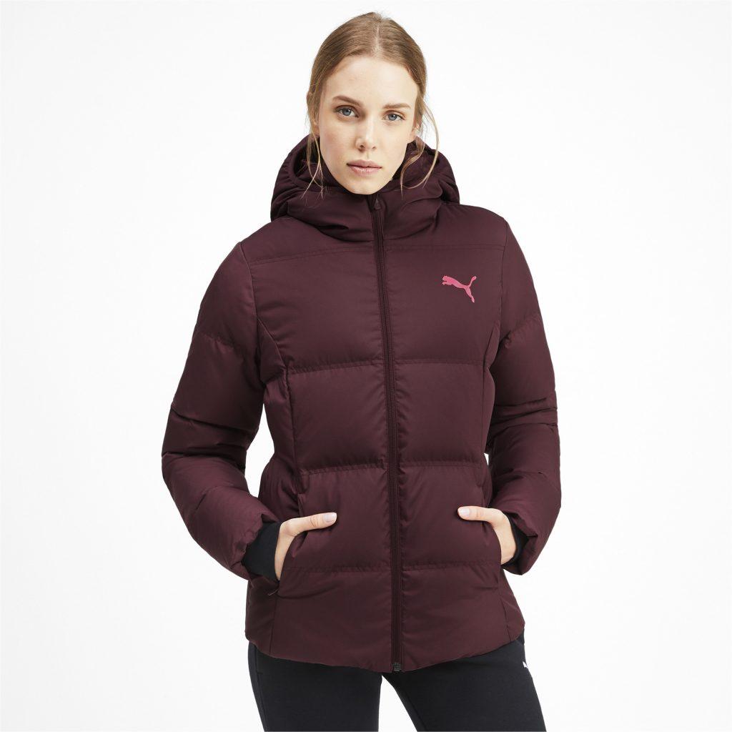 Куртки Puma идеальны для зимних спортивных луков.