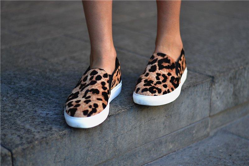 Леопардовый принт сейчас очень уместен.
